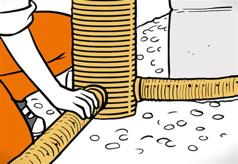 haus ohne keller drainage keller trocken legen in 9 schritten obi anleitung