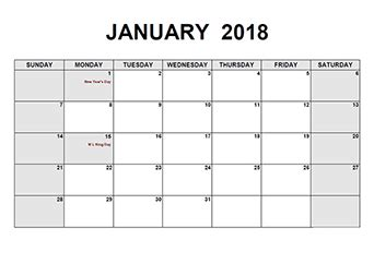 2018 my 2018 planner large weekly dated books free 2018 pdf calendar templates print 2018