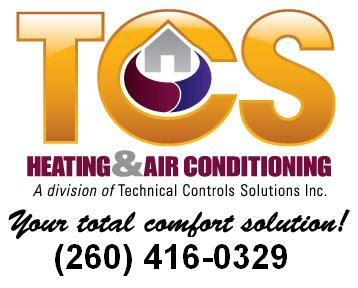 total comfort solutions inc tcs heating air conditioning in fort wayne in whitepages