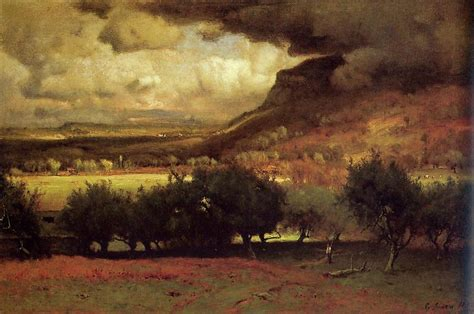 the way back the paintings of george a weymouth a brandywine valley visionary books the coming painting by george inness