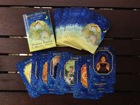 Dream Card Gift Card - my spirit angel dream oracle cards