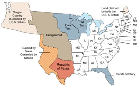 map of the united states in 1840 us census 1840 findmypast com