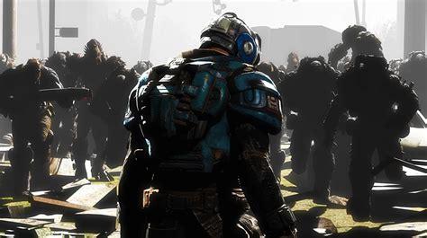 imagenes para fondo de pantalla de gears of war 3 fondos de pantalla gears of war guerrero armadura juegos