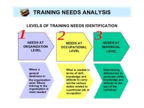 organizational needs analysis template workshop on needs analysis