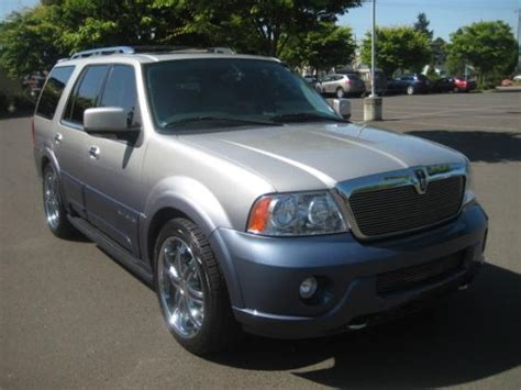 how to sell used cars 2004 lincoln navigator lane departure warning timday087 2004 lincoln navigator specs photos modification info at cardomain
