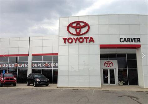 Toyota Dealers In Columbus Ohio Carver Toyota Scion Of Columbus Taylorsville In 47280