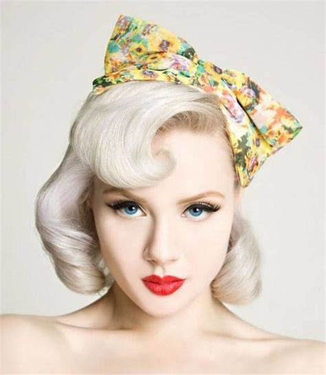 Pin Up Hairstyle Pictures by The Best 30 Pin Up Hairstyles For Glamorous Retro