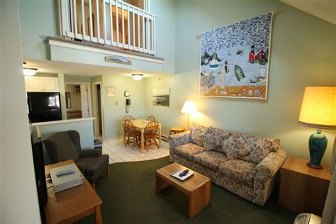 2 bedroom with loft two bedroom loft suites misty harbor resort