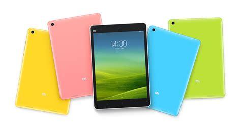 Tablet Xiaomi Pad xiaomi mi pad with 7 9 inch display nvidia tegra k1 processor 6 700 mah battery officially