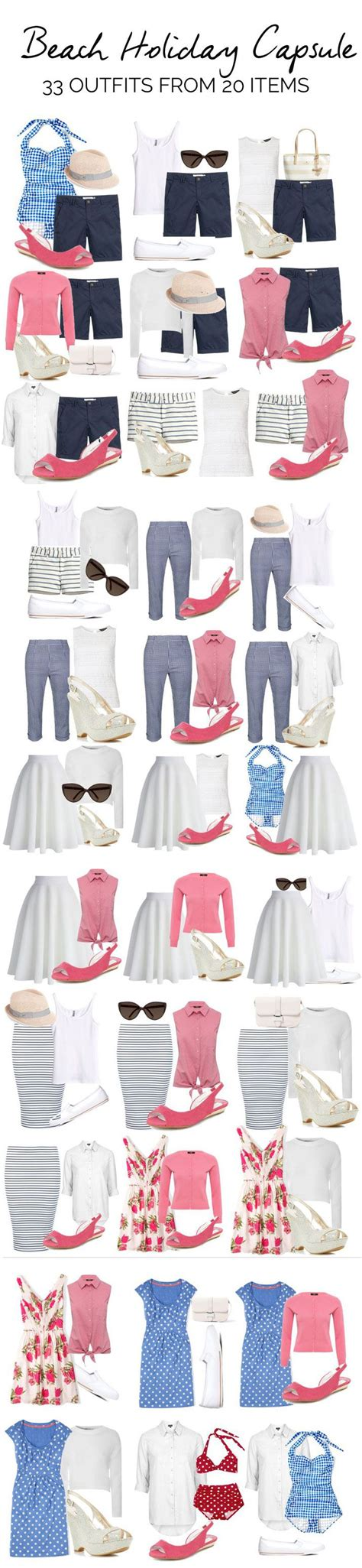wardrobe oxygen what to pack for vacation 25 best ideas about holiday packing lists on pinterest