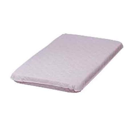 Doll Crib Mattress by Baby Doll Bedding White Cradle Mattress 18x36 Ebay