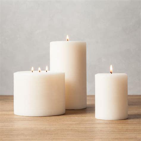 Candle Pillars Soy Pillar Candle Candles Target