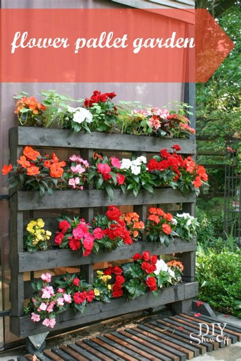 diy flower garden projects 36 diys you need for your garden