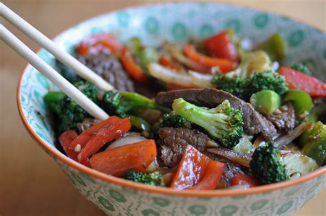 America S Test Kitchen Beef Stir Fry by Stir Fried Beef And Broccoli Hungry Poodle