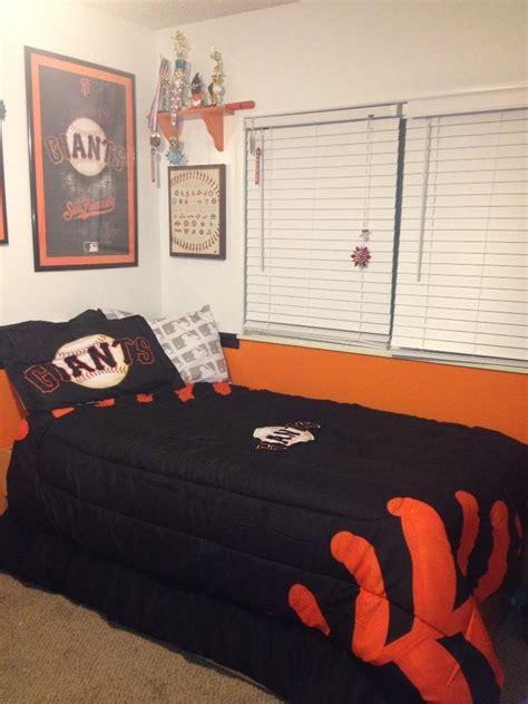 baseball themed bedrooms 48 best san francisco giants images on pinterest