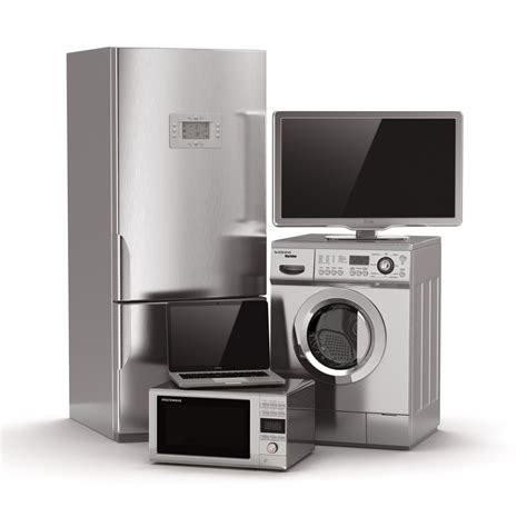 household appliances in the house which are necessary and