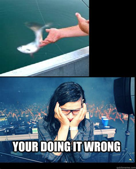 Drop It Meme - drop the bass memes quickmeme