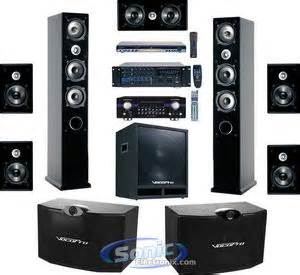 home karaoke vocopro kht 6 kht6 ultimate karaoke home theater system with