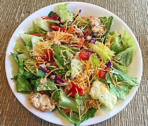 easy main dish toss salad unl food