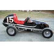 Water Cooled Drake Harley Davidson Powered Midget Racer
