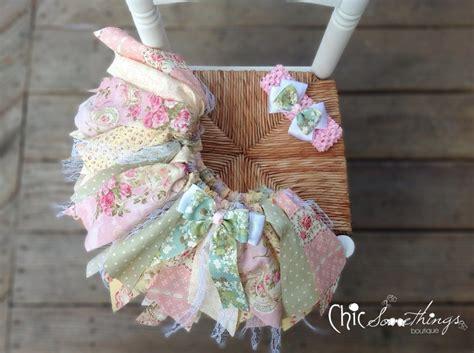 Shabby Tutu fabric tutu vintage tea lace shabby chic tutu baby