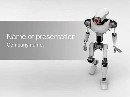 Robot Powerpoint Template Eievui Info Free Robotics Ppt Templates