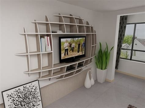 impressive creative wall decor decorating ideas images in impressive design of wall shelves tv units for living room