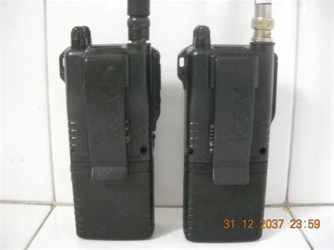 Baterai Icom Bp 99 sinar agung y c 2 v d i ht icom v 68 terjual