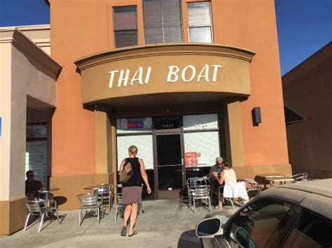 thai boat slo gluten free vegan and vegetarian dishes available staff