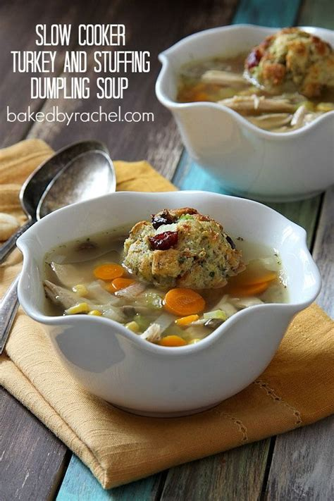 cooker leftover turkey recipes cooker turkey and dumpling soup recipe