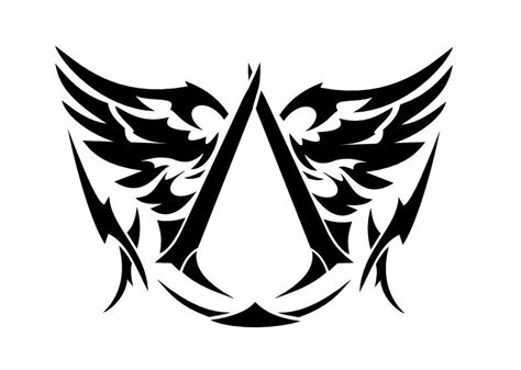 Assassins Creed Tattoo Design By Zombiecupcakex3 Tattoo Assassins Creed Designs