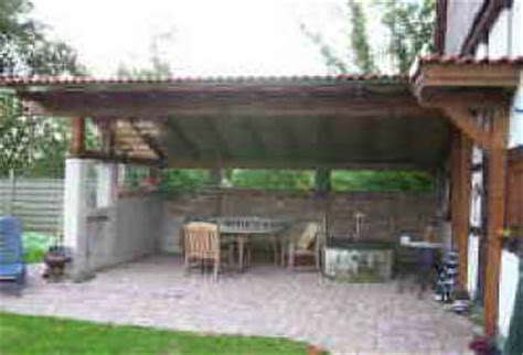 terrasse mit überdachung selber bauen eine 252 berdachte terrasse selber bauen
