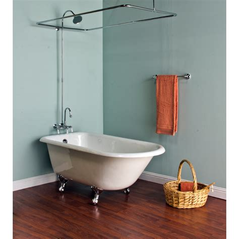 shower kit with bathtub clawfoot tub shower kits