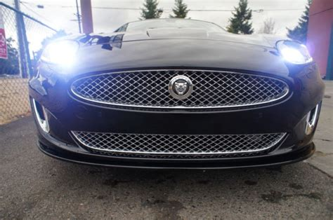 automobile air conditioning repair 2013 jaguar xk series navigation system 2013 jaguar xk custom 20 staggered wheels one of a kind low mile salvage