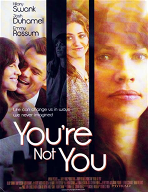 film online you re not you you re not you 2014 realist rebel s perception