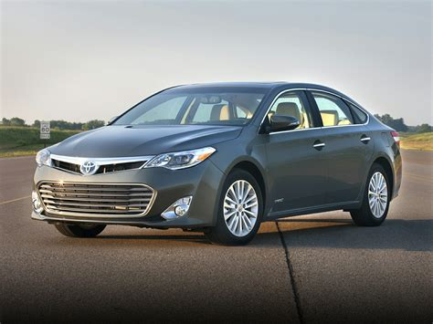 2014 toyota avalon hybrid price photos reviews features