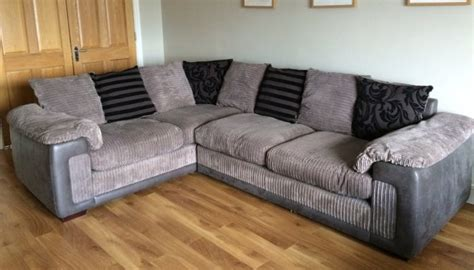 corner sofa and snuggle chair corner sofa and swivel cuddle chair for sale in ballymahon