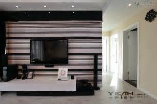 tv in living room interior design ideas for wall mounted