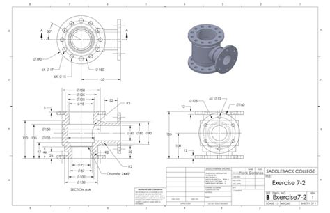 solidworks tutorial beginner pdf image gallery solidworks exercises