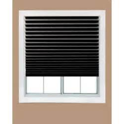 window shades redi shade black out paper window shade 36 in w x 72 in l 3203094 the home depot
