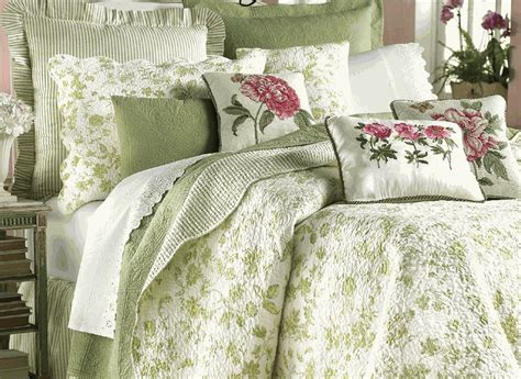 toile bedspreads and coverlets brighton green toile quilt by williamsburg