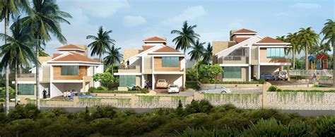 lispace developers pvt ltd design your life style inland windsors villas project by in land 174 infrastructure