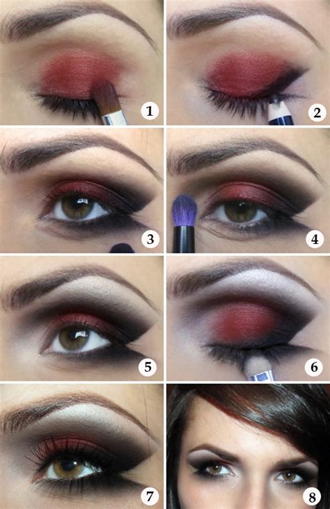 Little Red Riding Hood Party Decorations 7 Easy Halloween Makeup Ideas For Women With Tutorials