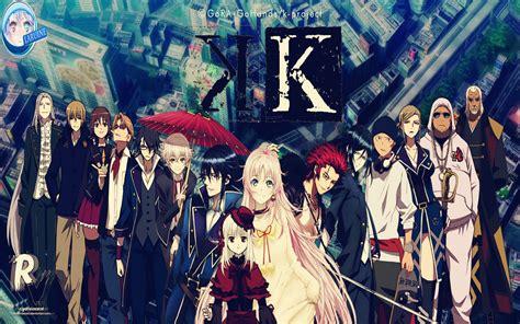 R Animethemes by Theme Anime Theme Anime Windows K Project