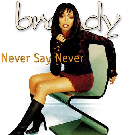 brandy never say never album musiccoversandmore brandy never say never