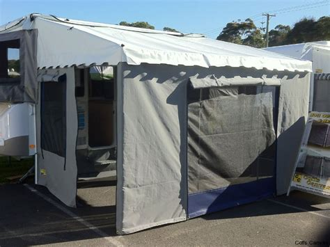 roll out awnings for caravans caravan annexes 171 coffs canvas