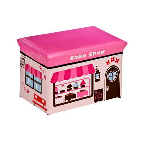 10 x 24 pvc floor box children s playroom storage box chest padded seat