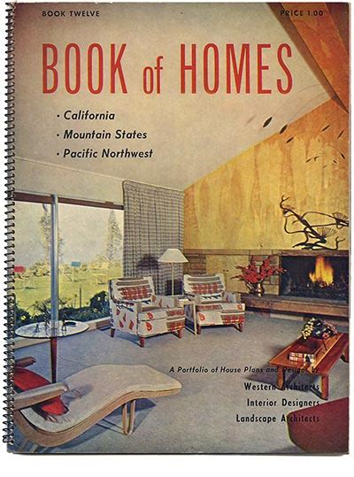 modernismcom book  homes california mountain