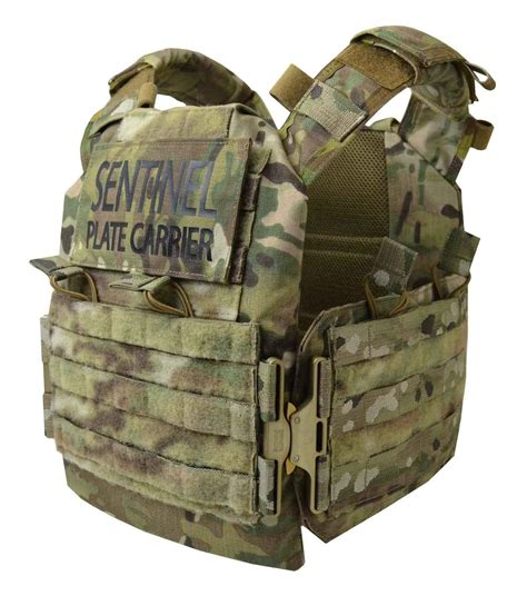 Plate Carrier sentinel plate carrier bushido tactical