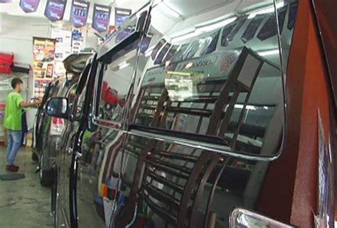 Cermin Gelap Kereta hir 93 peratus pilih tingkatkan kadar kegelapan cermin kereta undian astro awani